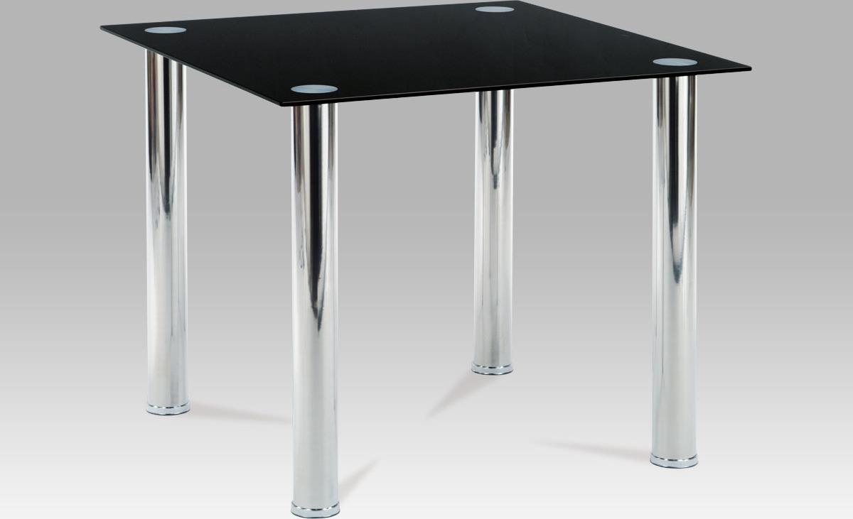 Jídelní stůl skleněný 90x90cm
