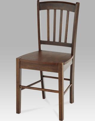 Jídelní židle dřevěná 40x36x85x45cm Barva: ořech
