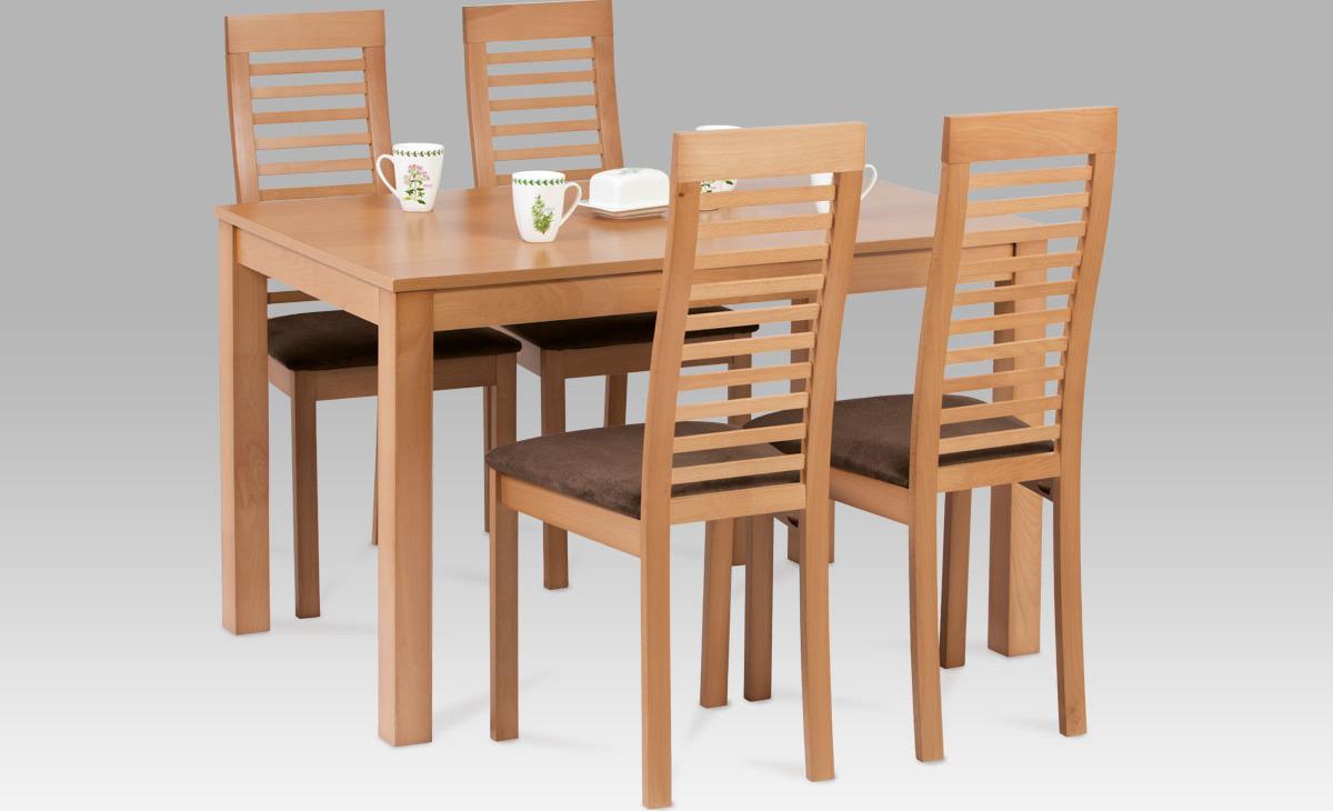 Jídelní set - stůl a židle 4ks