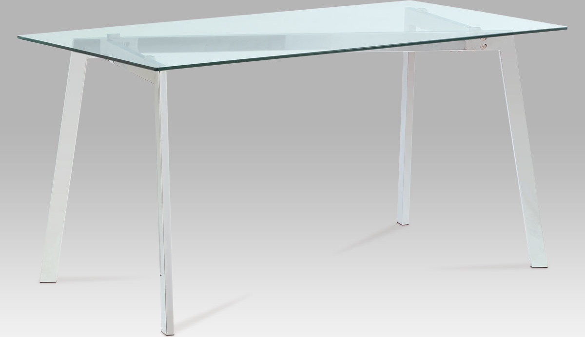 Jídelní stůl skleněný 150x80cm